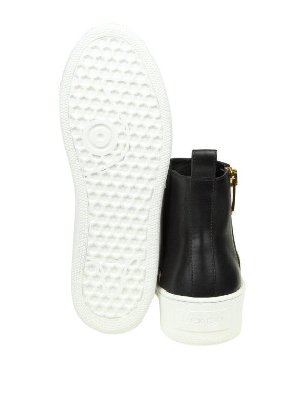 Sneaker - Schwarz shop online: SERGIO ROSSI