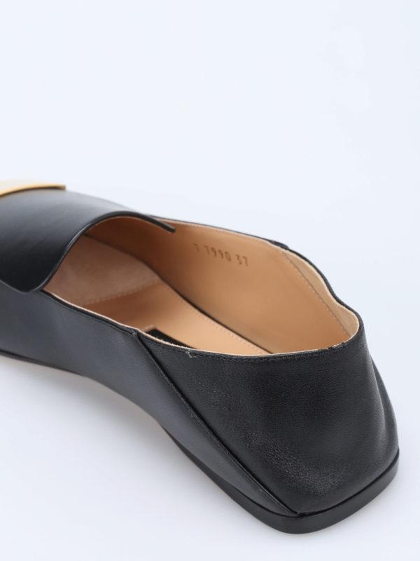 Slippers - Schwarz shop online: Sergio Rossi
