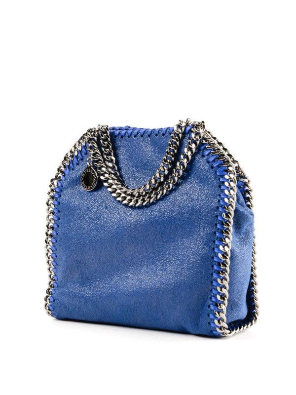 STELLA McCARTNEY: Handtaschen online - Shopper - Hellblau