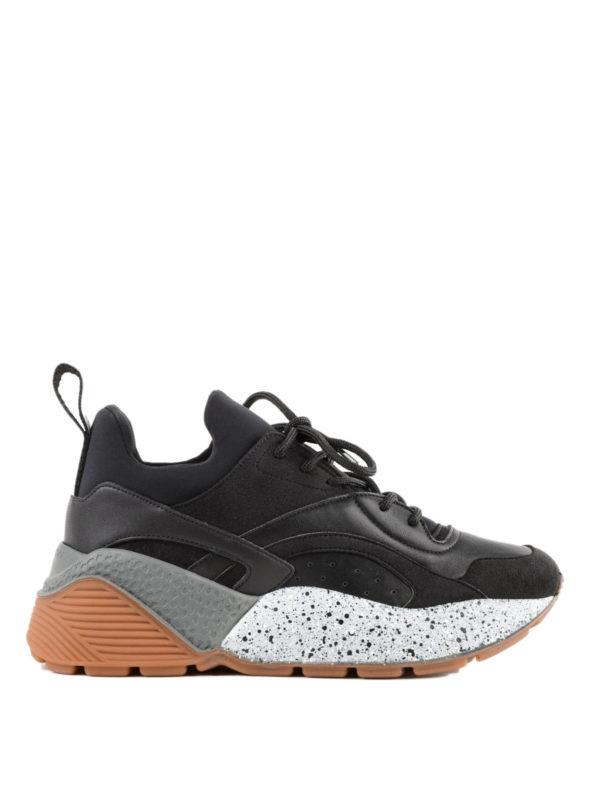 STELLA McCARTNEY: Sneaker - Sneaker - Schwarz