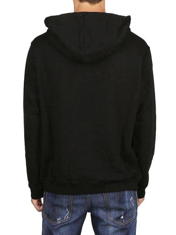 Sweatshirt - Schwarz shop online: Maison Margiela