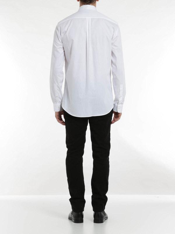 Stipe tux shirt shop online: MCQ