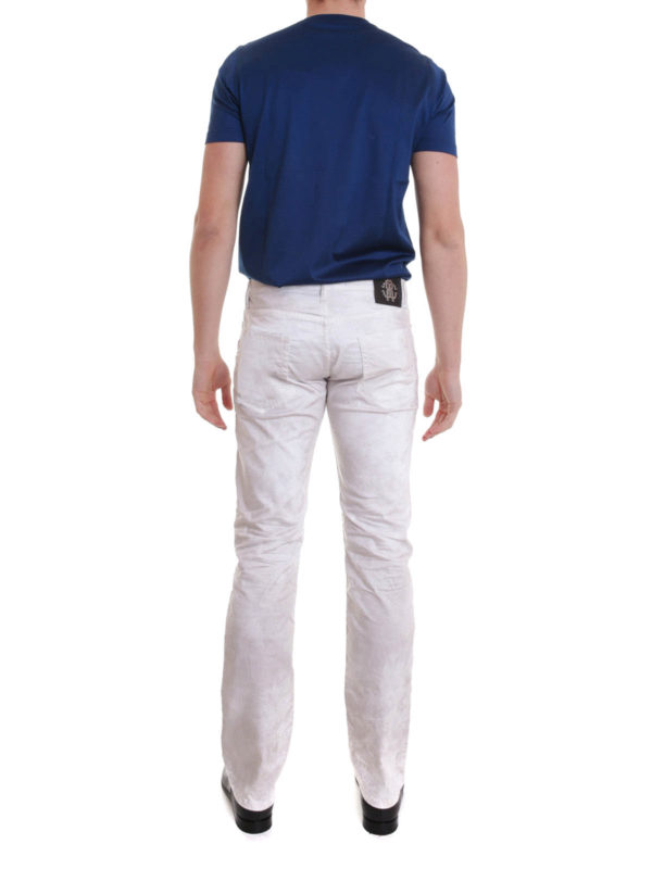 Stretch jeans shop online: ROBERTO CAVALLI
