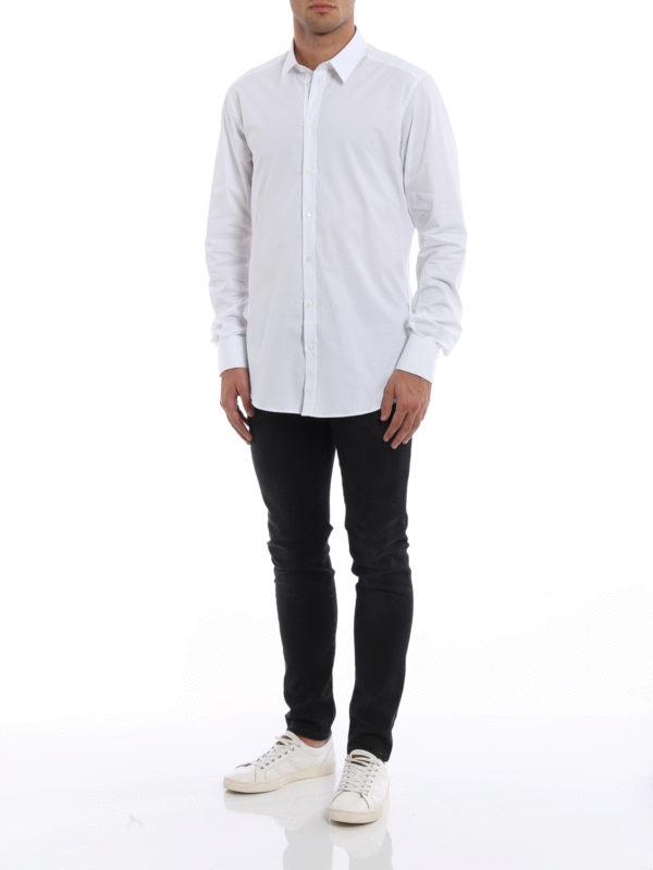 Hemd - Weiß shop online: DOLCE & GABBANA
