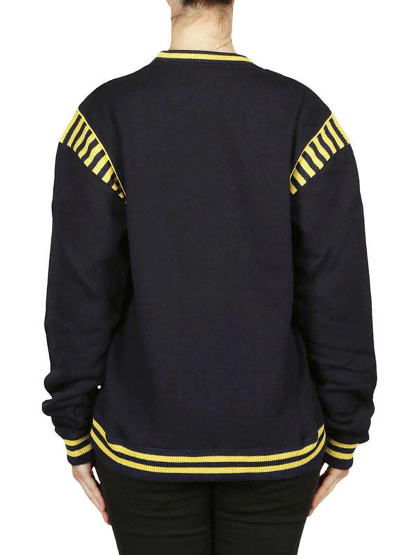 Sweatshirt - Dunkelblau shop online: J.W. ANDERSON
