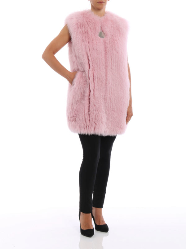 Pelz - Einfarbig shop online: Givenchy
