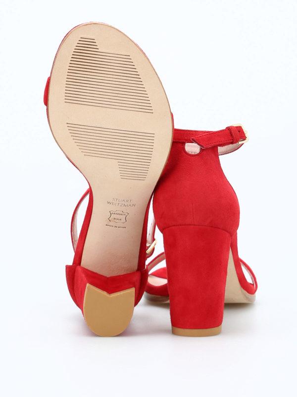 Stuart Weitzman buy online Sandalen - Rot