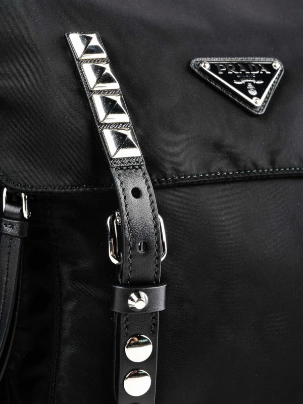 Schultertasche - Schwarz shop online: PRADA