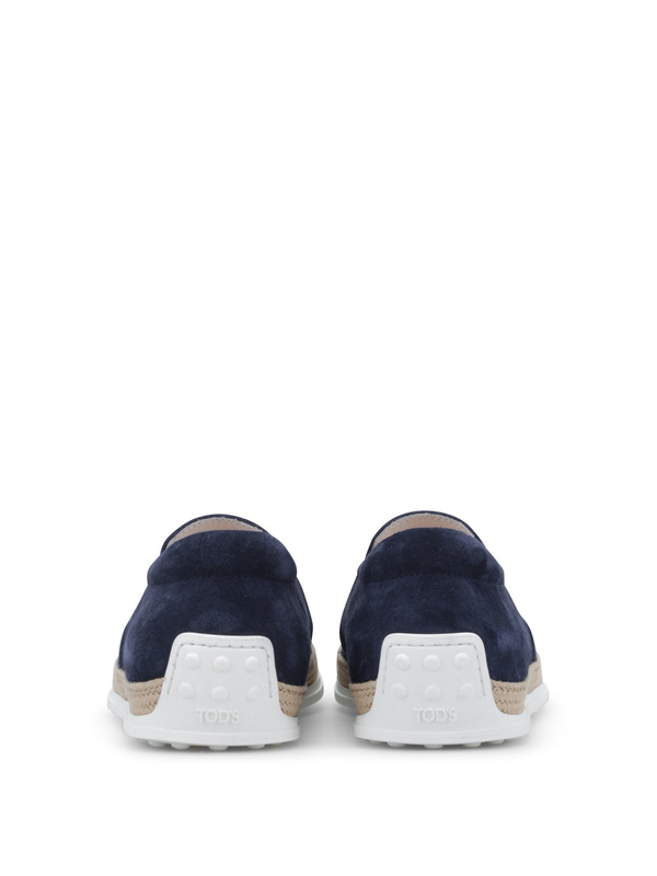 Mokassins/Slippers - Blau shop online: Tod