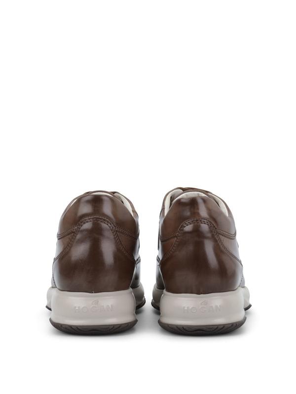 Sneaker Fur Herren - Braun shop online: Hogan