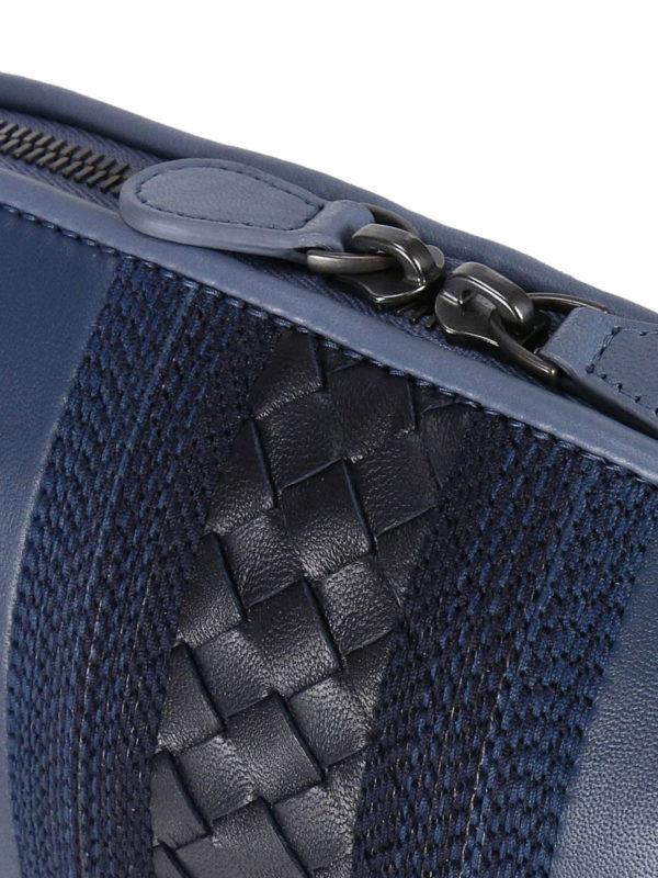 Umhängetasche - Blau shop online: BOTTEGA VENETA