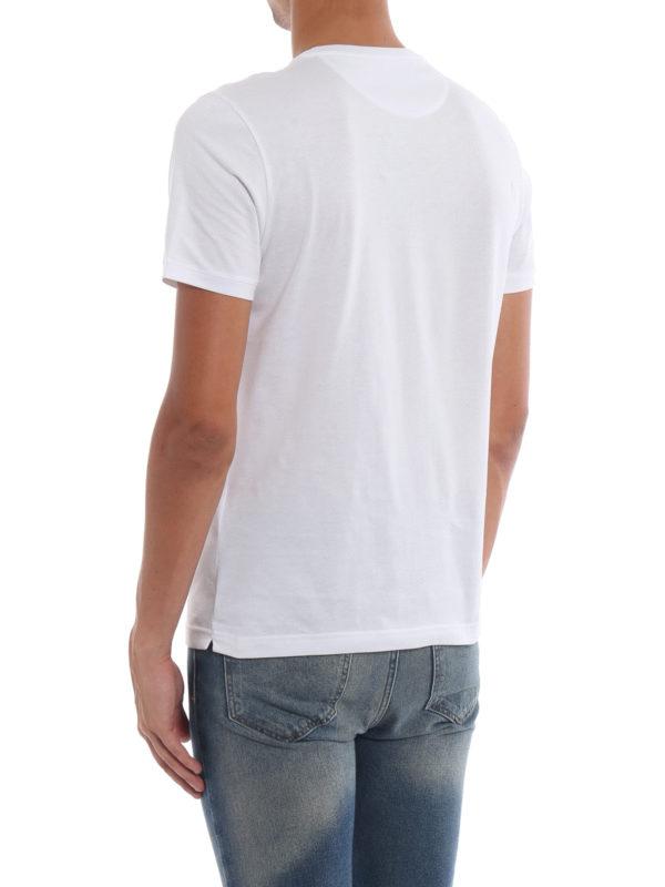T-Shirt - Weiß shop online: FENDI