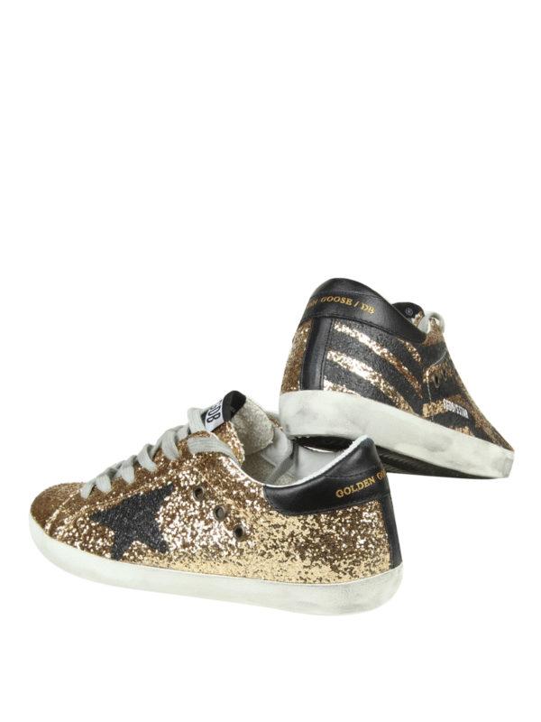 Sneaker - Gold shop online: GOLDEN GOOSE