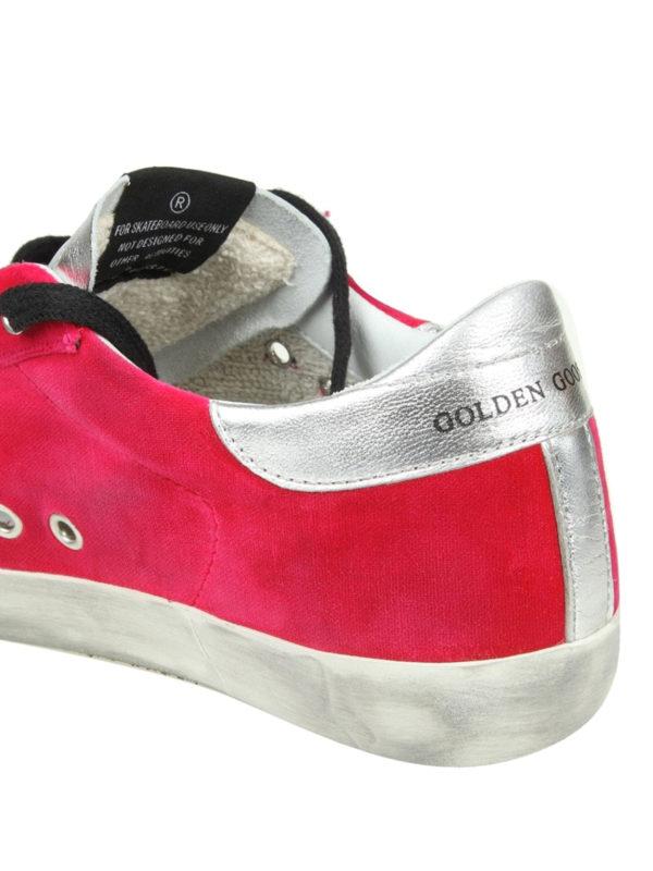 Sneaker - Rot shop online: GOLDEN GOOSE