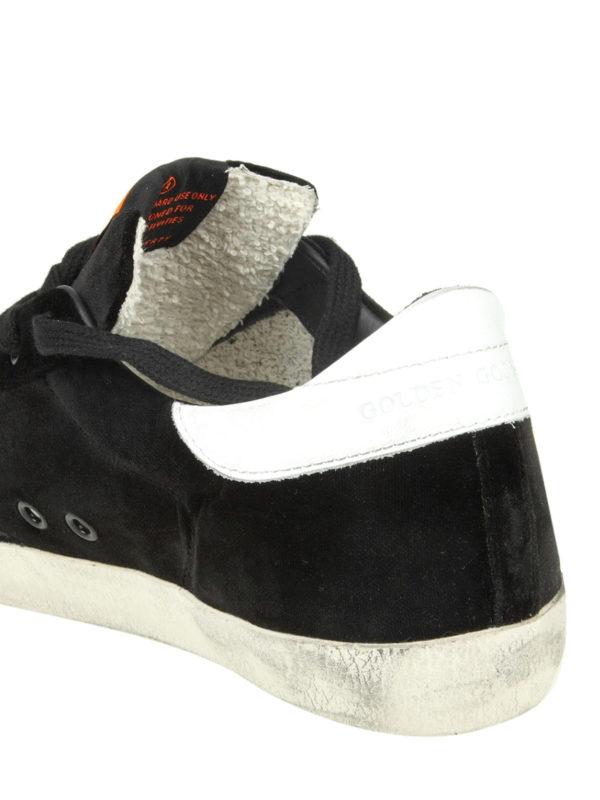 Sneaker - Schwarz shop online: GOLDEN GOOSE