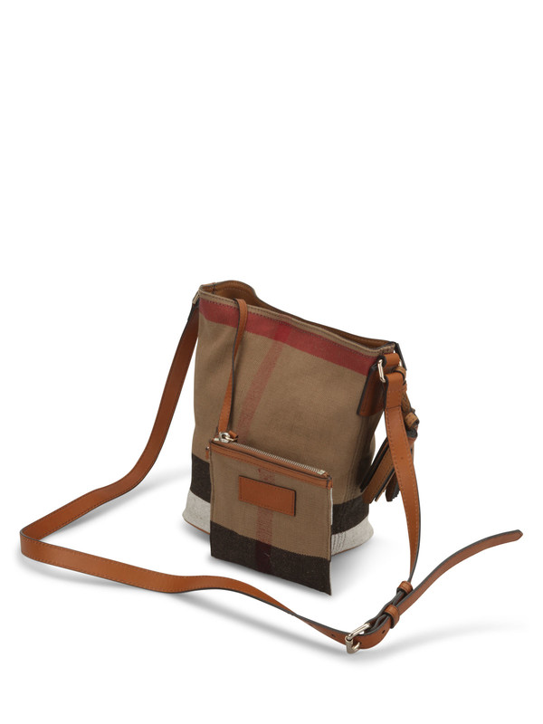 Susanna Canvas Check bag shop online: Burberry