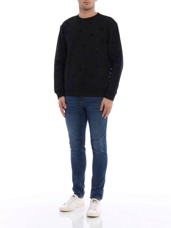 Sweatshirt - Schwarz shop online: Mcq
