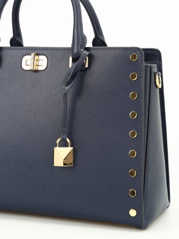 Shopper - Blau shop online: Michael Kors