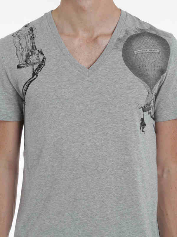 T-shirts shop online. Harness print t-shirt
