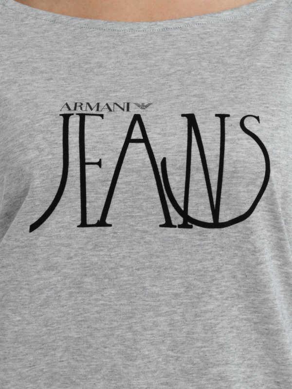 t-shirts shop online. Logo print top