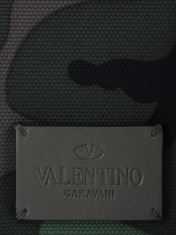 Rucksack - Grün shop online: VALENTINO GARAVANI