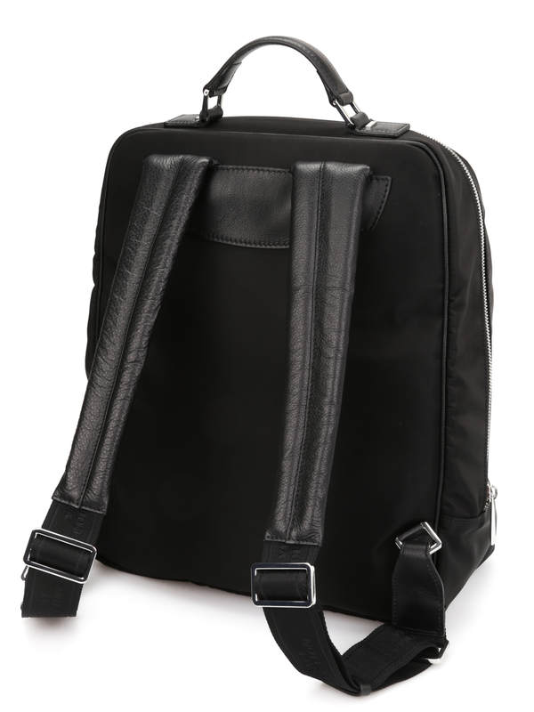 Technical fabric backpack shop online: Versace Collection