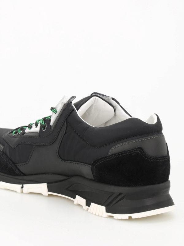 Sneaker - Schwarz shop online: Lanvin
