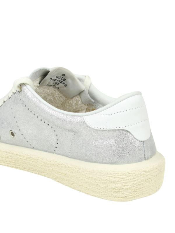 Sneaker - Silber shop online: GOLDEN GOOSE