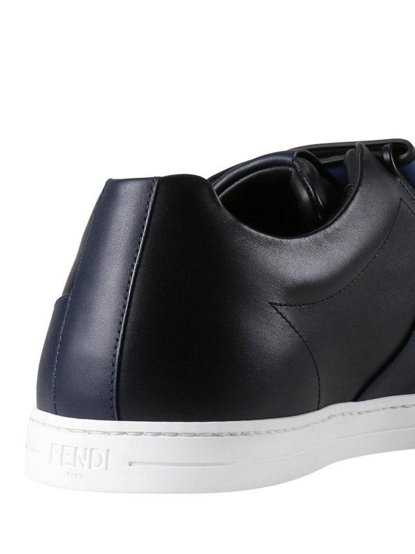 Sneaker - Schwarz shop online: FENDI