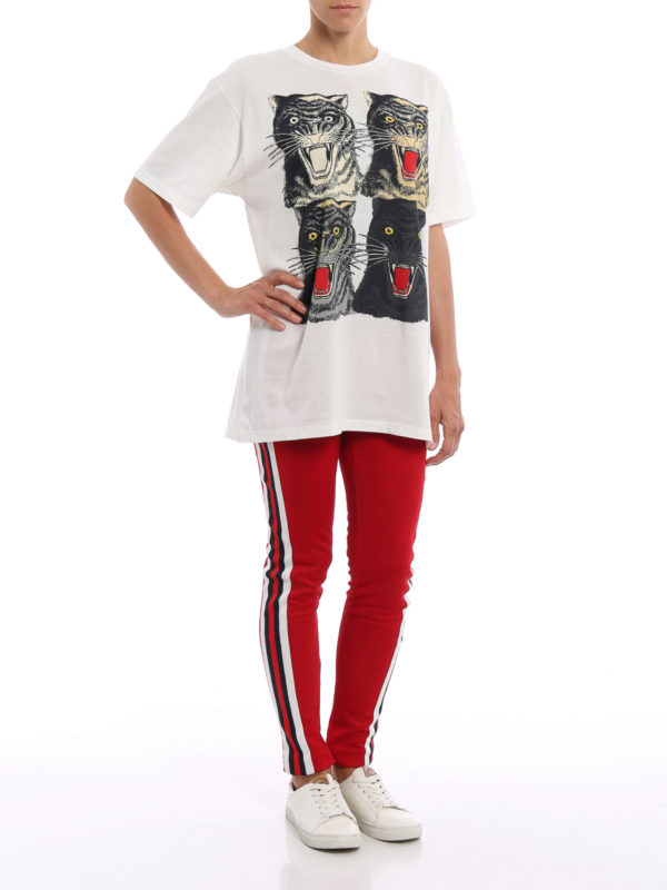 T-Shirt - Weiß shop online: GUCCI