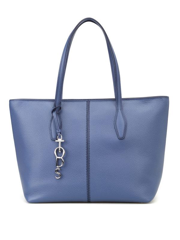 Gana el elogio de los clientes Bolso Shopping - Azul de Tod'S - Bolsos Shopping - XBWANQAA300RIAU212 - XQKMPBM