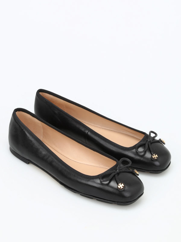 3dcfc42843 Tory Burch - Laila driver ballet flat - flat shoes - 36834 001 ...