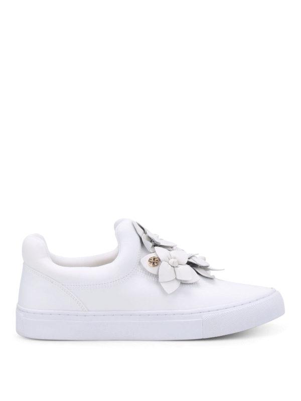 TORY BURCH: Sneaker - Sneaker - Weiß