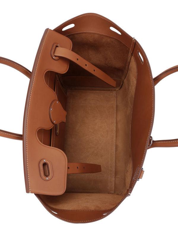 Handtaschen shop online. Soft Ricky 33 leather bag