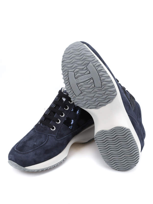 trainers shop online. Sequin H Interactive