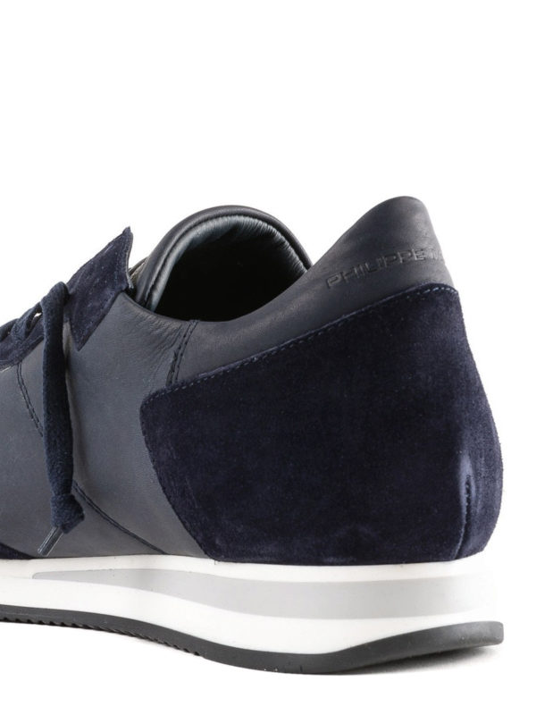 Sneaker - Blau shop online: PHILIPPE MODEL