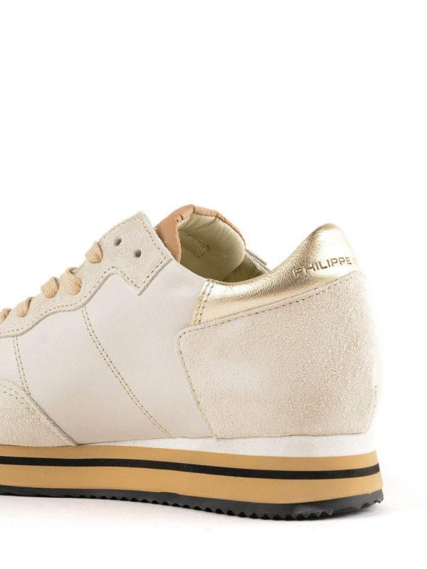 Sneaker - Hellbeige shop online: PHILIPPE MODEL
