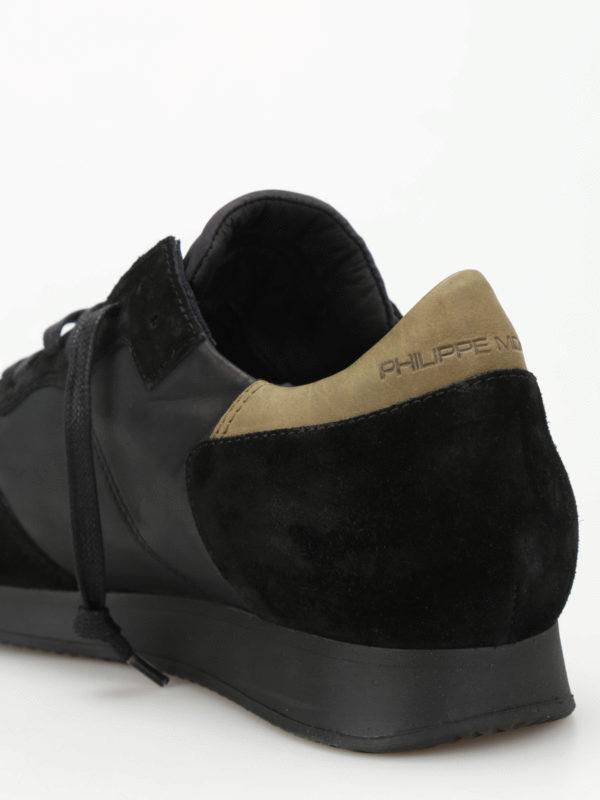 Sneaker - Schwarz shop online: Philippe Model