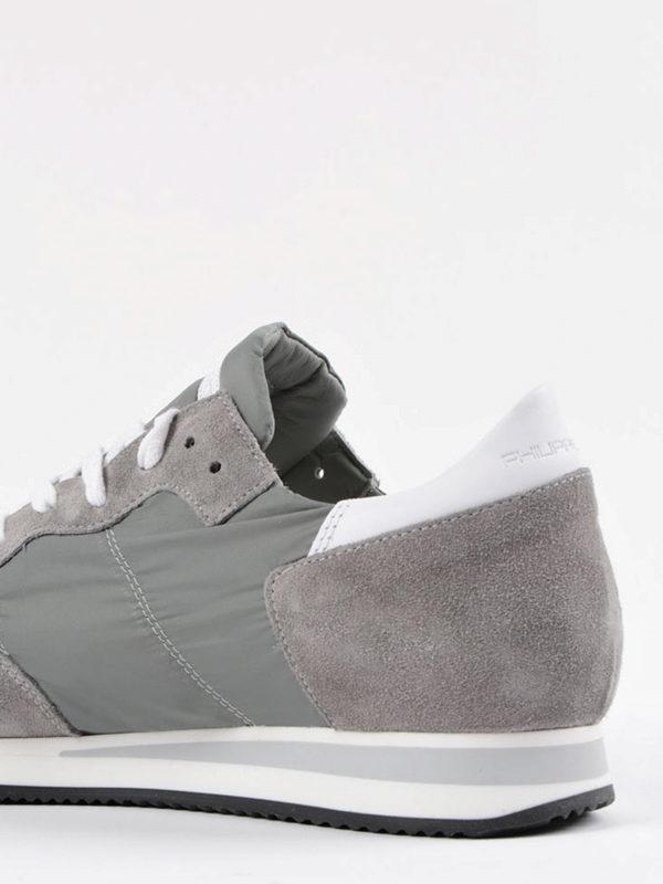 Sneaker - Hellgrau shop online: Philippe Model