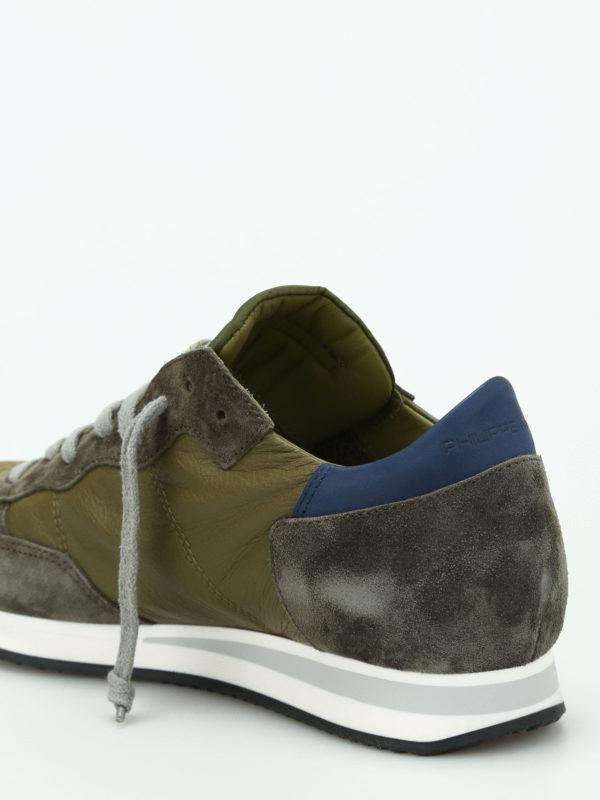 Sneaker - Grün shop online: PHILIPPE MODEL