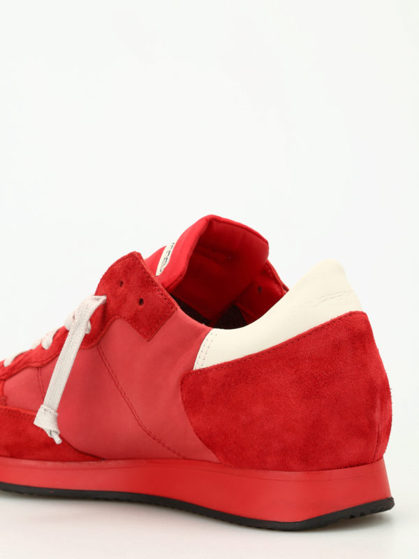 Sneaker - Rot shop online: PHILIPPE MODEL