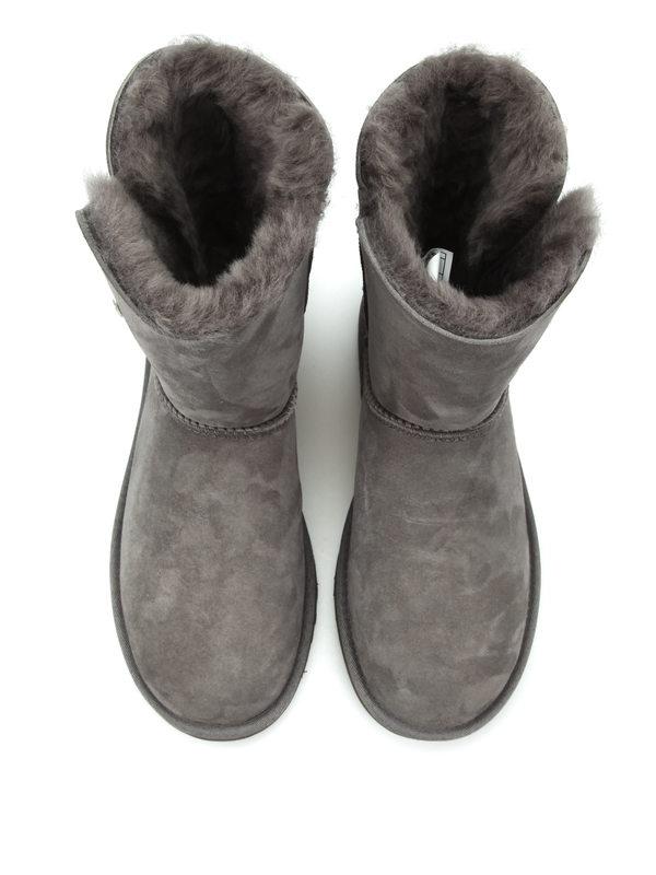 iKRIX UGG: Stiefel Fur Damen - Grau