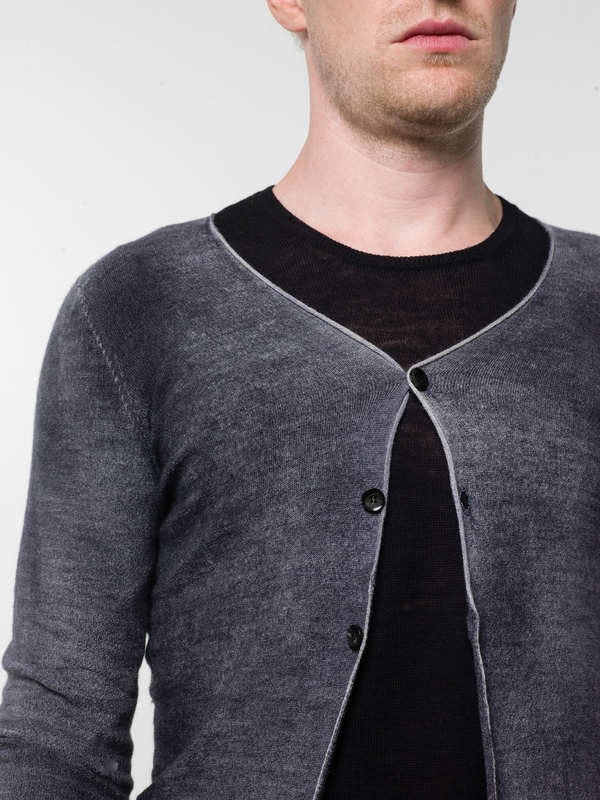 V-neck cardigan shop online: AVANT-TOI