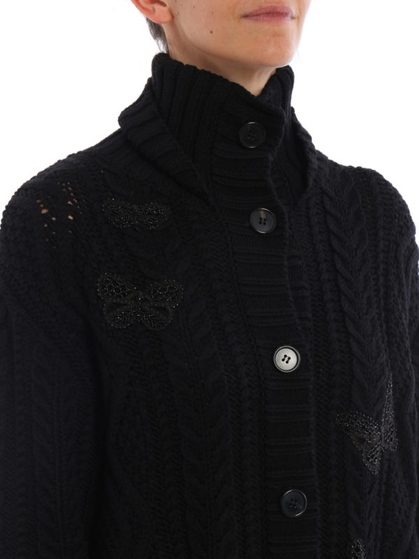 Valentino buy online Cardigan - Over