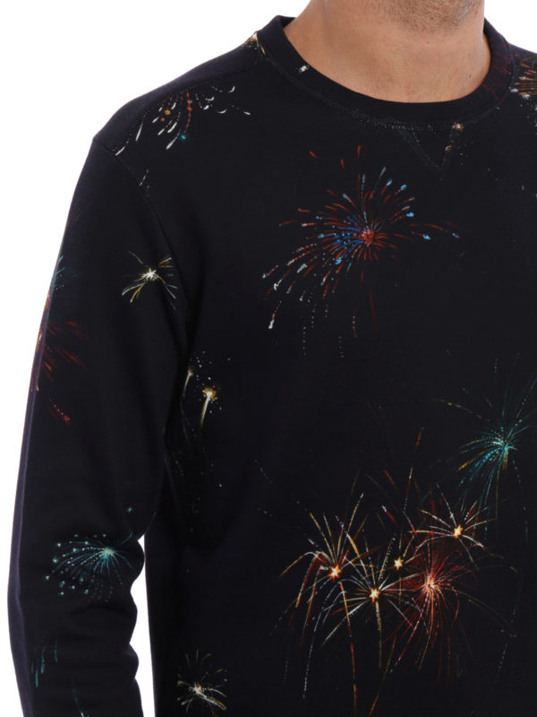 VALENTINO buy online Sweatshirt - Dunkelblau