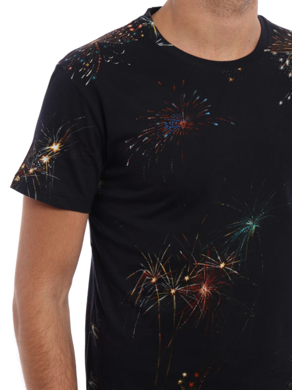 VALENTINO buy online T-Shirt - Dunkelblau