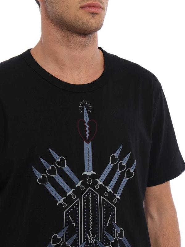Valentino buy online T-Shirt - Schwarz
