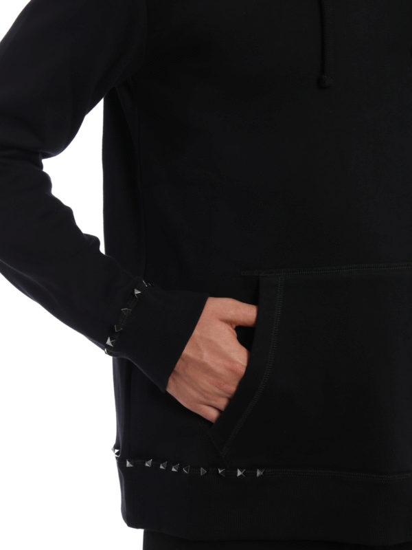 Valentino buy online Sweatshirt - Schwarz