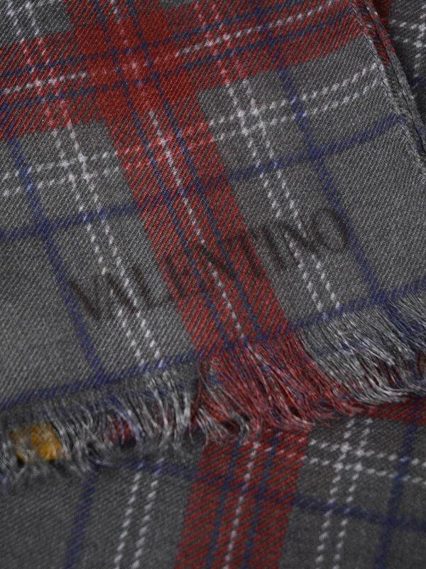 VALENTINO GARAVANI: Bufandas y pañuelos online - Bufanda - Jamie Reid