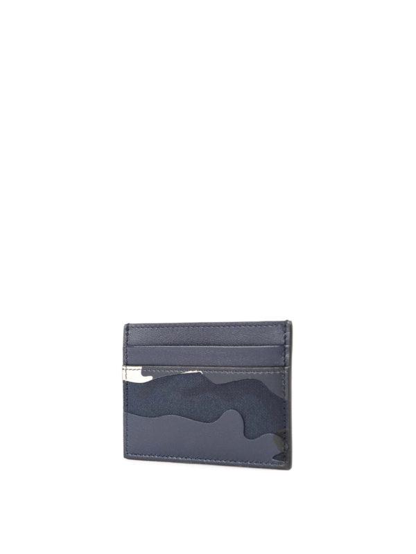 VALENTINO GARAVANI: Portemonnaies und Geldbörsen online - Portemonnaie - Blau